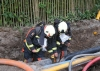 Brandweer rukt uit voor gaslek in Voorhout