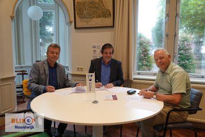 Alle kinderen mogen meedoen, gemeente Noordwijk tekent samenwerkingsovereenkomst met Stichting Leergeld.