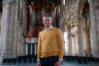 Zomerserie Muziek in Jeroen, Grote Orgelmis van Bach door Hayo Boerema en Collegium Laurenskerk Rotterdam.