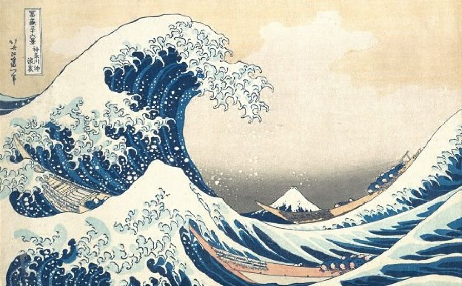 EOS: The Museum presents British: Hokusai