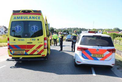Twee gewonden bij paard dat schrikt op de Duindamseweg