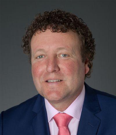 Bas van den Berg (CDA) neemt afscheid van gemeenteraad van Noordwijk