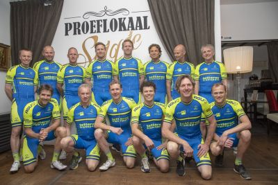 Nieuwe sponsor voor Beach Boys Cycling Team