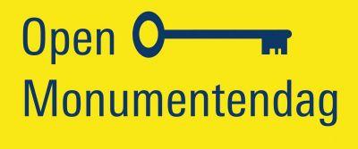 Open Monumentendag op zaterdag 9 september