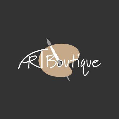 Bedrijven promoten zich op BON: 'Galerie ArtBoutique'.