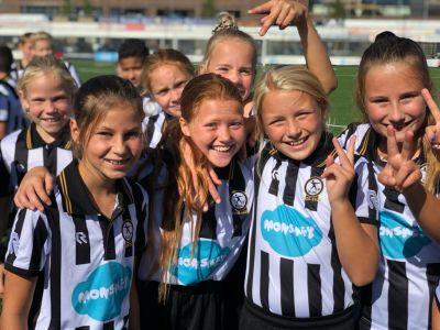 SJC met 4 jeugdteams naar het NK.