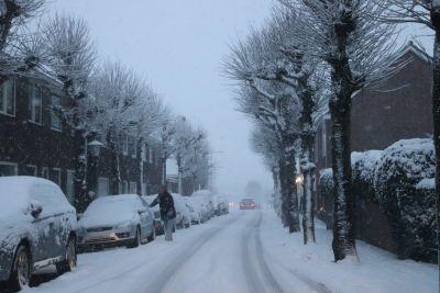 Sneeuwpret en sneeuwellende