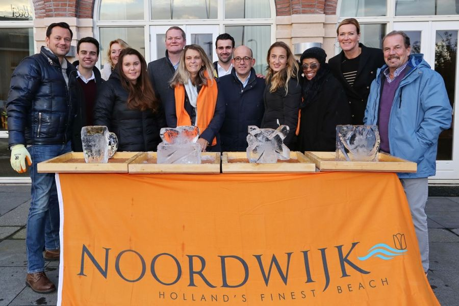 Internationale meeting planners maken kennis met Noordwijk