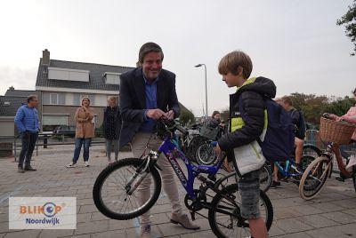 Campagne 'Kilometervreters' van start gegaan, welke school fietst de meeste kilometers?