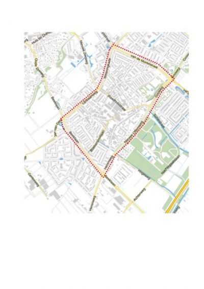 Verkeeronderzoek Noordwijk-Binnen levert veel reacties op.