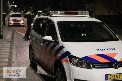 Wederom straatroof in Noordwijk.